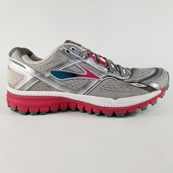 fab4ee1b42f Brooks Shoes - Brooks Ghost 8 Women s Running Athletic Shoes 7.5